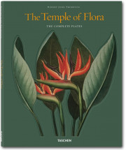 Robert John Thornton. The Temple of Flora