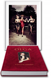 Ellen von Unwerth. The Story of Olga, Art Edition A (Collector's Edition)