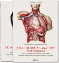 Bourgery. Atlas of Human Anatomy and Surgery (Jumbo, T25)