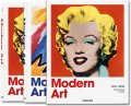 Modern Art 1870–2000. Impressionism to Today (Jumbo, TASCHEN 25 Edition)