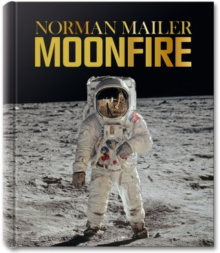 "<strong>Norman Mailer, MoonFire, Lunar Rock Edition, designed by Marc Newson</strong><br /> Hardcover, 36.5 x 44 cm (14.4 x 17.3 in.), 350 pages<br /> Includes Marc Newson Package and comes with unique Lunar Rock and Framed Print<br /> <br /> <a href=""http://www.taschen.com/pages/en/catalogue/artists_editions/reading_room/308.and_the_moon_came_nearer.1.htm""><strong>Read about the book here!</strong></a>"