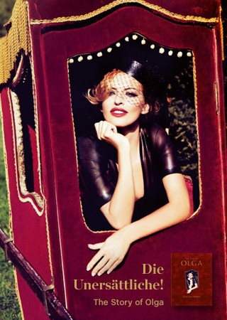 Ellen von Unwerth: The Story of Olga