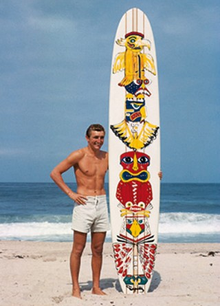 Mike Doyle, Hermosa Beach, 1963