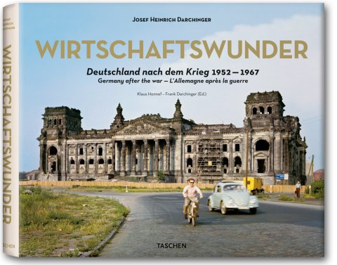 Josef Heinrich Darchinger, Wirtschaftswunder