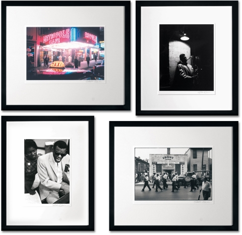 ce claxton jazzlife all prints framed