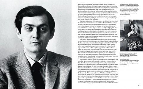 Dehanın (Kubrick'in) Gençlik Yılları