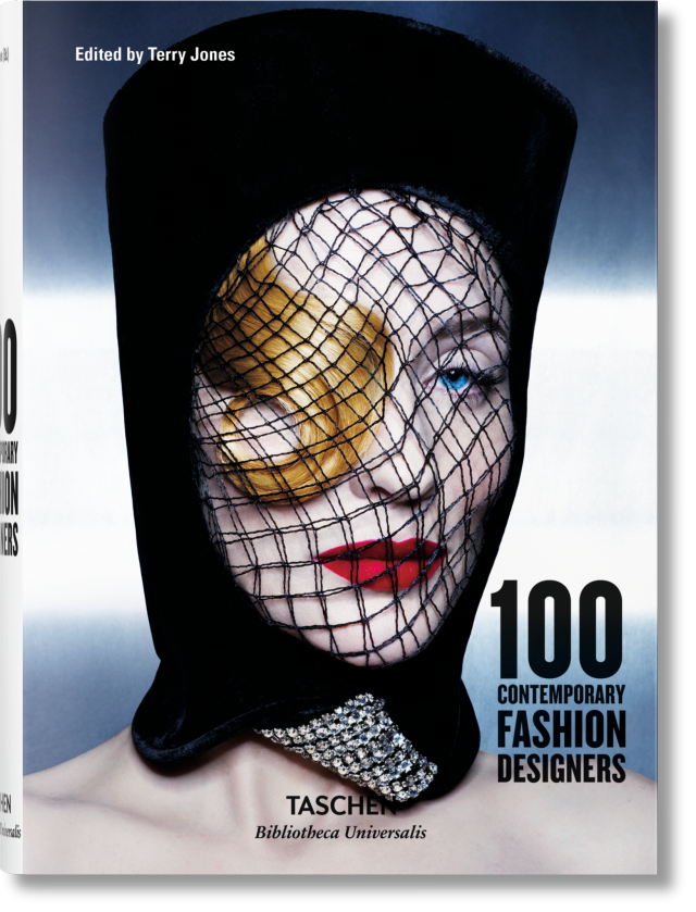 100 Contemporary Fashion Designers Bibliotheca Universalis Taschen Books