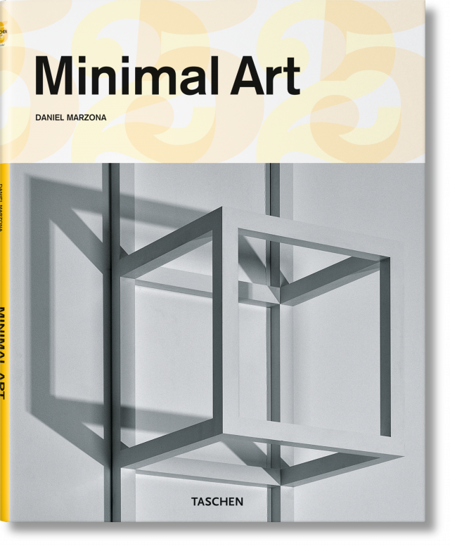 Minimal art basic art series taschen books for Minimal art vzla