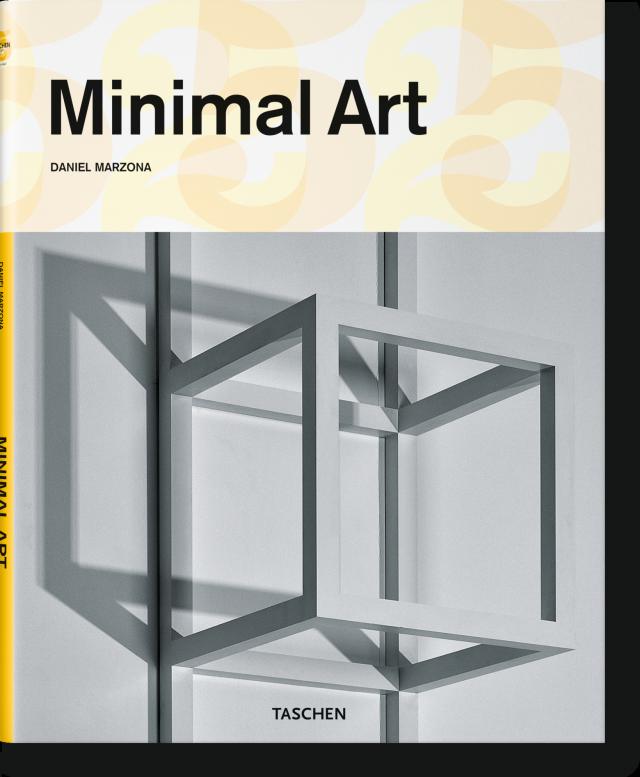 Minimal art basic art series taschen books for Minimal art vzla