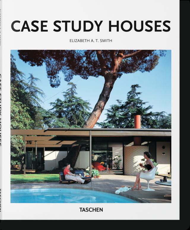 case study houses taschen fnac