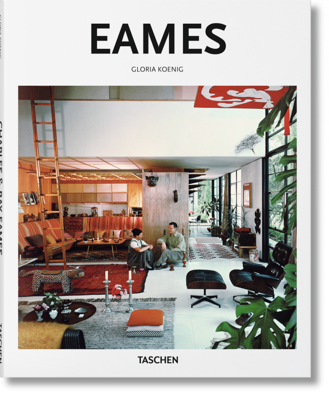 Design duo: Charles and Ray Eames. TASCHEN Books