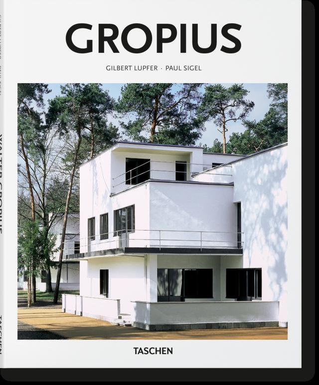 Visionary Of The Bauhaus: Walter Gropius. TASCHEN Books