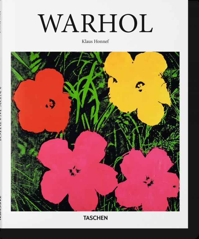 Warhol (Basic Art Series) - TASCHEN Books