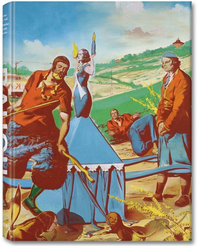 Neo Rauch, Art Edition. TASCHEN Books (Collector's Edition