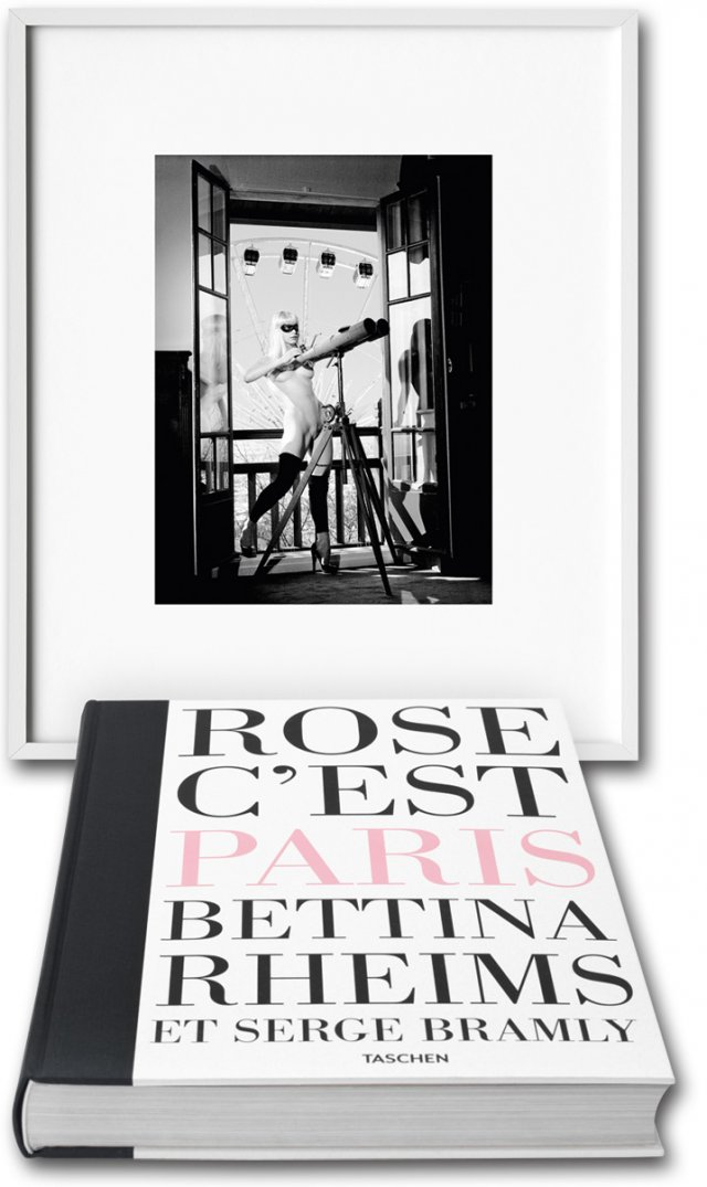 Rheims bramly paris art edition b taschen books for Bettina rheims serge bramly chambre close