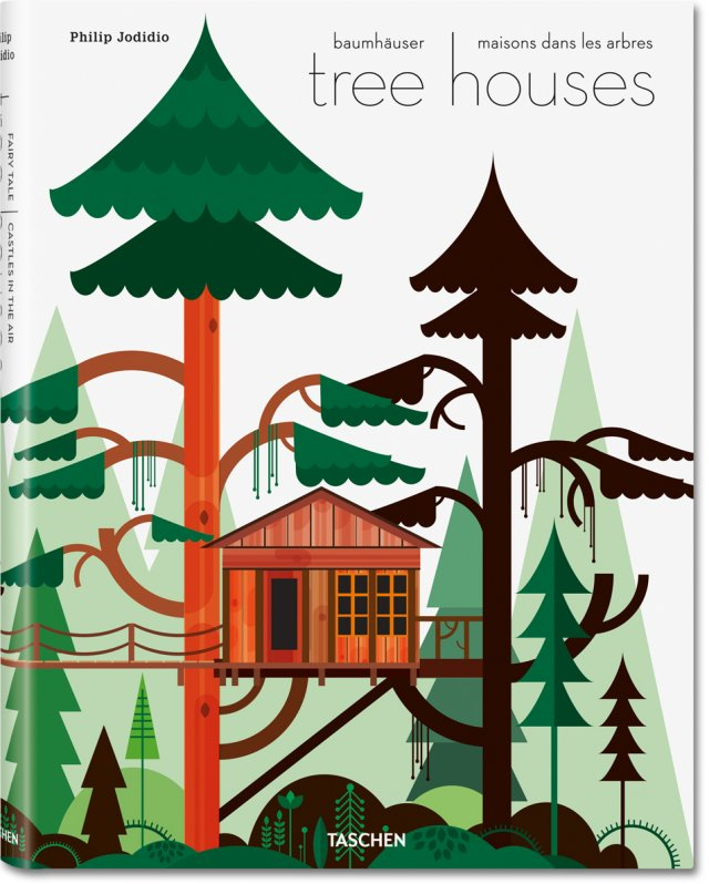 Tree Houses. Fairy Tale Castles in the Air.