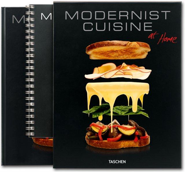 Modernist cuisine at home taschen books xl format for Moderniste cuisine