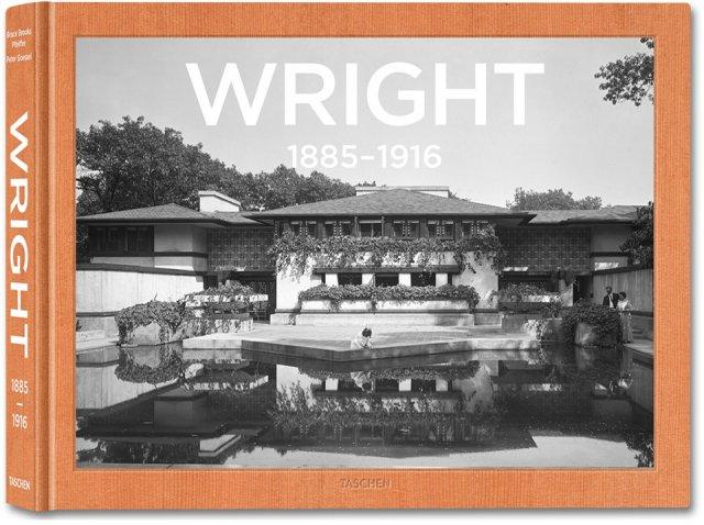 Frank Lloyd Wright Vol 1 Libros TASCHEN