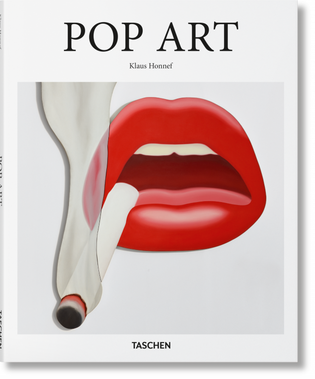 pop art basic art series taschen books. Black Bedroom Furniture Sets. Home Design Ideas
