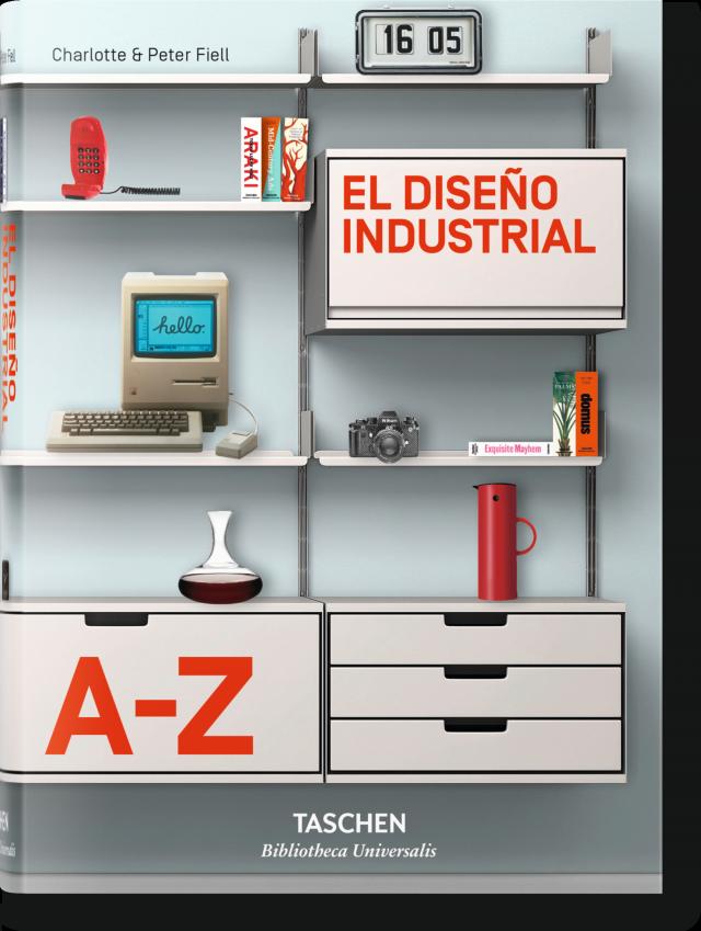 El dise o industrial de la a a la z bibliotheca - Libros diseno industrial ...