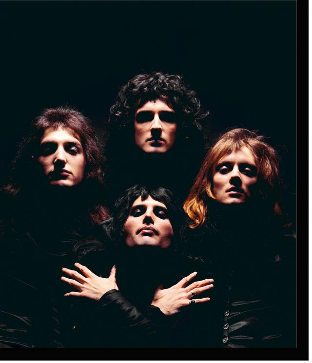 Mick Rock Queen 2 Album Cover 1974 Taschen Books