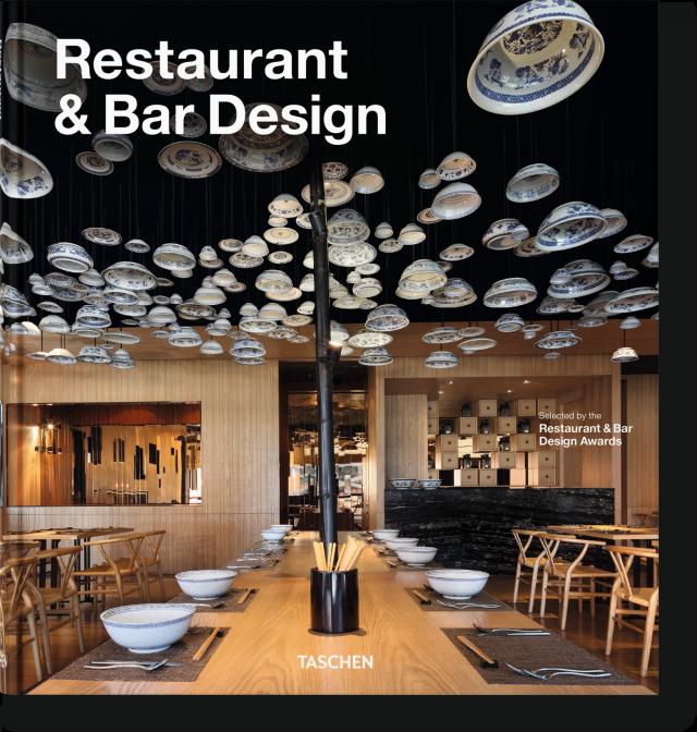 Restaurant Kitchen Bar Design restaurant & bar design - taschen books