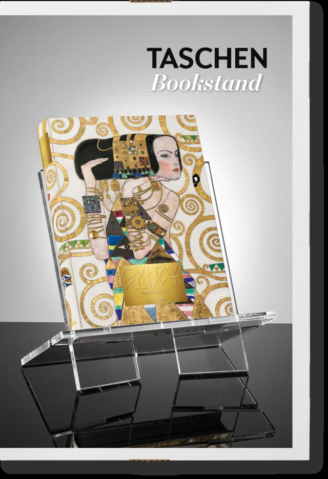 taschen bookstand size l taschen verlag. Black Bedroom Furniture Sets. Home Design Ideas