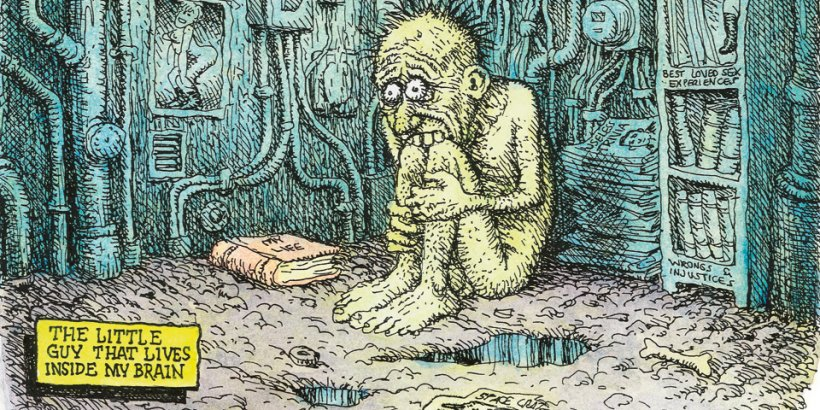 Robert Crumb. Sketchbooks 1982-2011