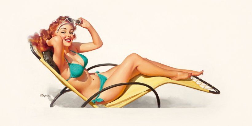 TASCHEN 365 Day-by-Day. Pin Up
