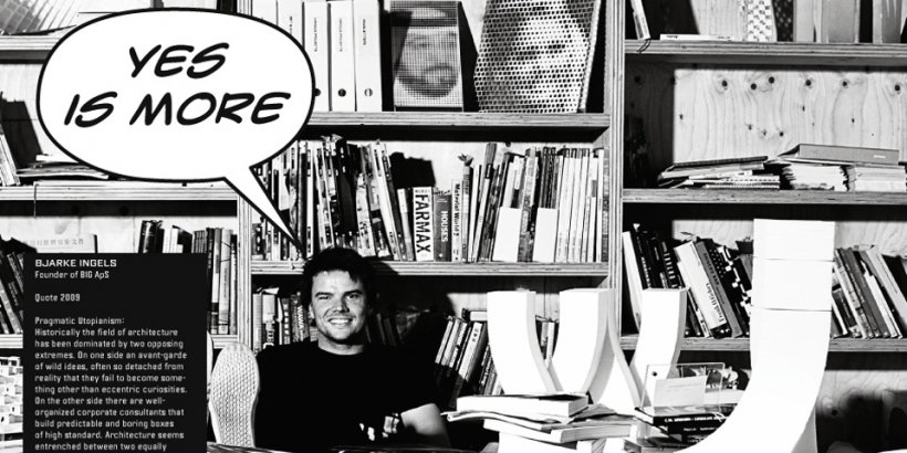 Yes is More. Une Bande Dessinée sur l'Évolution Architecturale