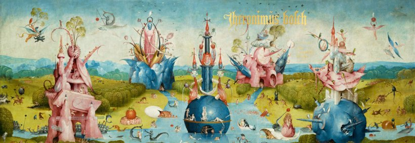 Hieronymus Bosch. L'Œuvre complet
