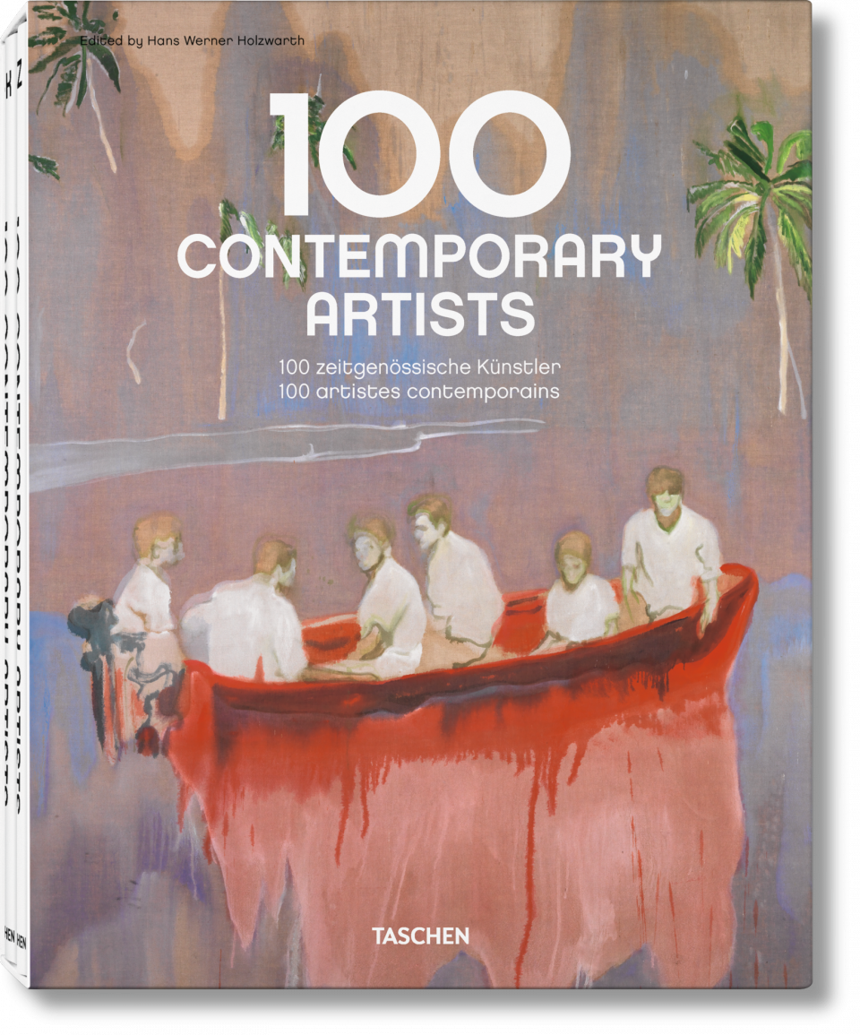 100 Contemporary Artists A-Z - Not available - TASCHEN Books