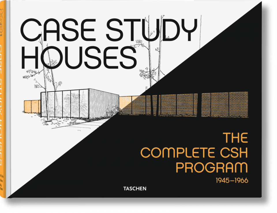 case study house book