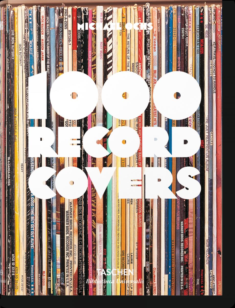 1000 Record Covers Bibliotheca Universalis