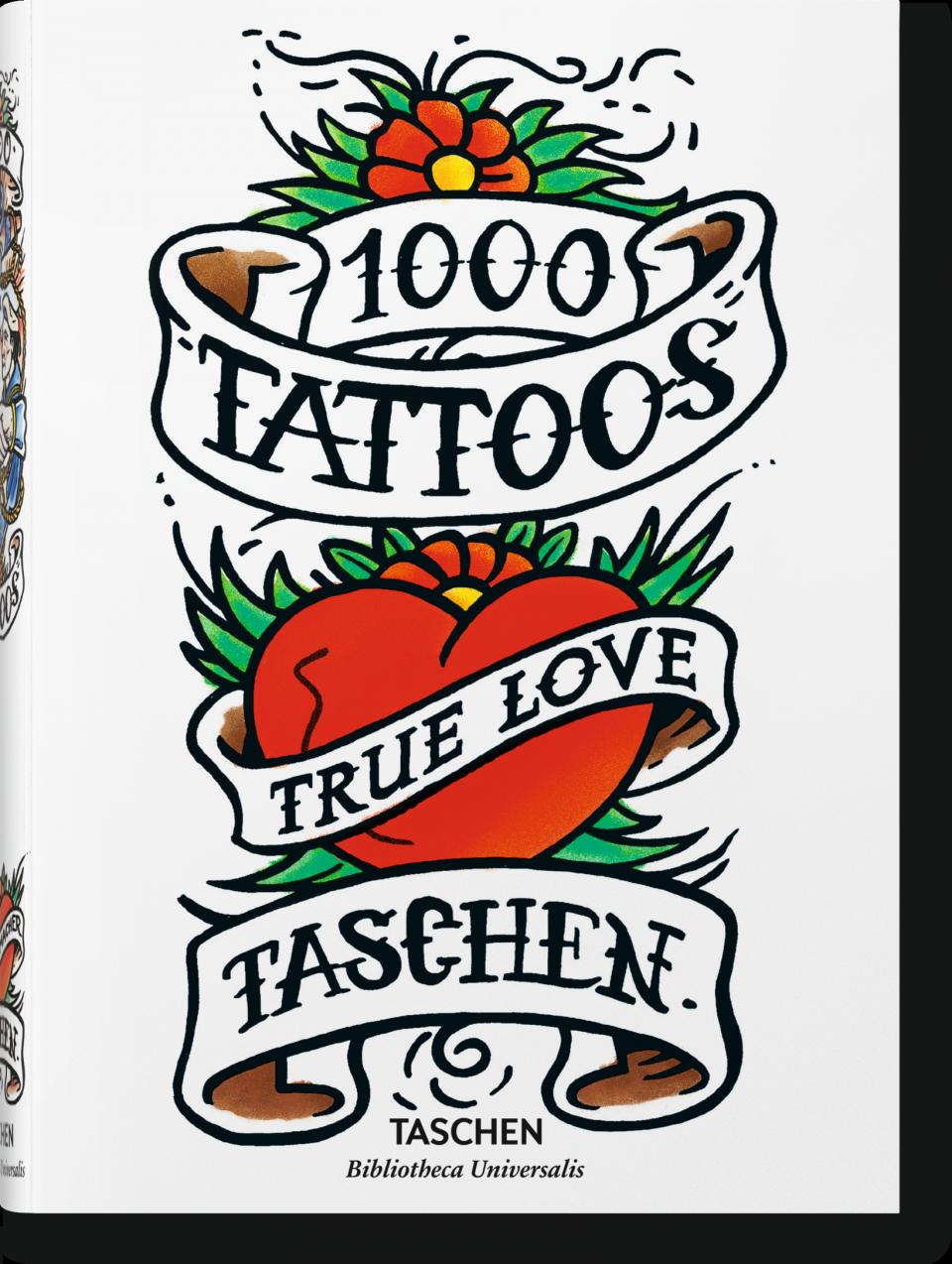1000 Tattoos Pdf