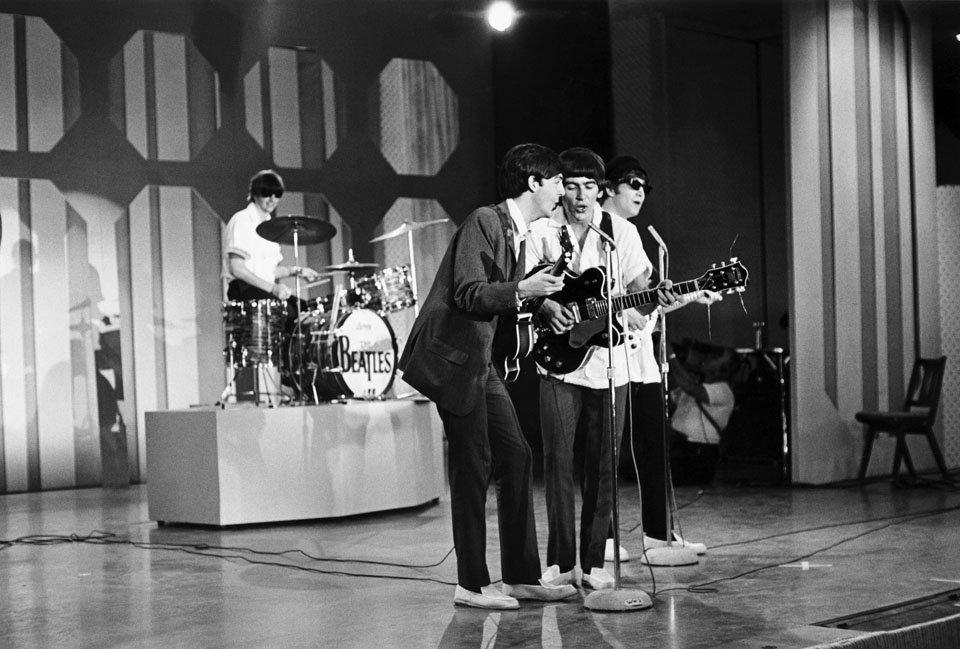 Beatles Ed Sullivan Shows (Audio) - Taringa!
