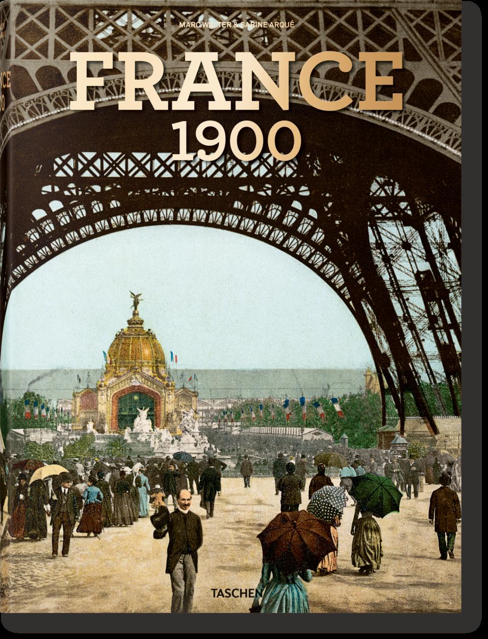 France 1900 - TASCHEN Books