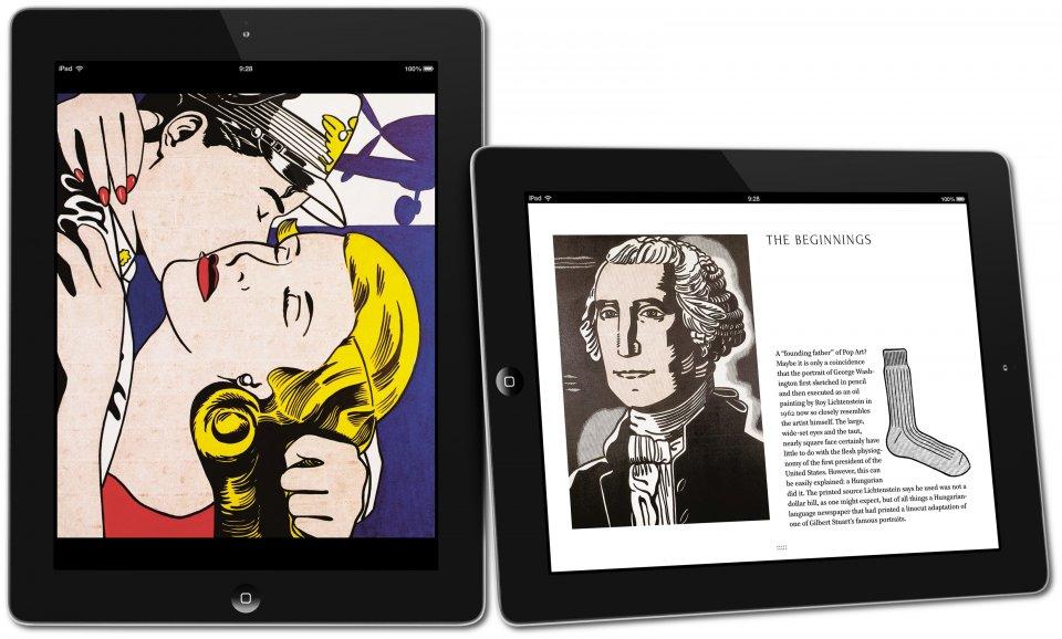 lichtenstein taschen books ebook. Black Bedroom Furniture Sets. Home Design Ideas