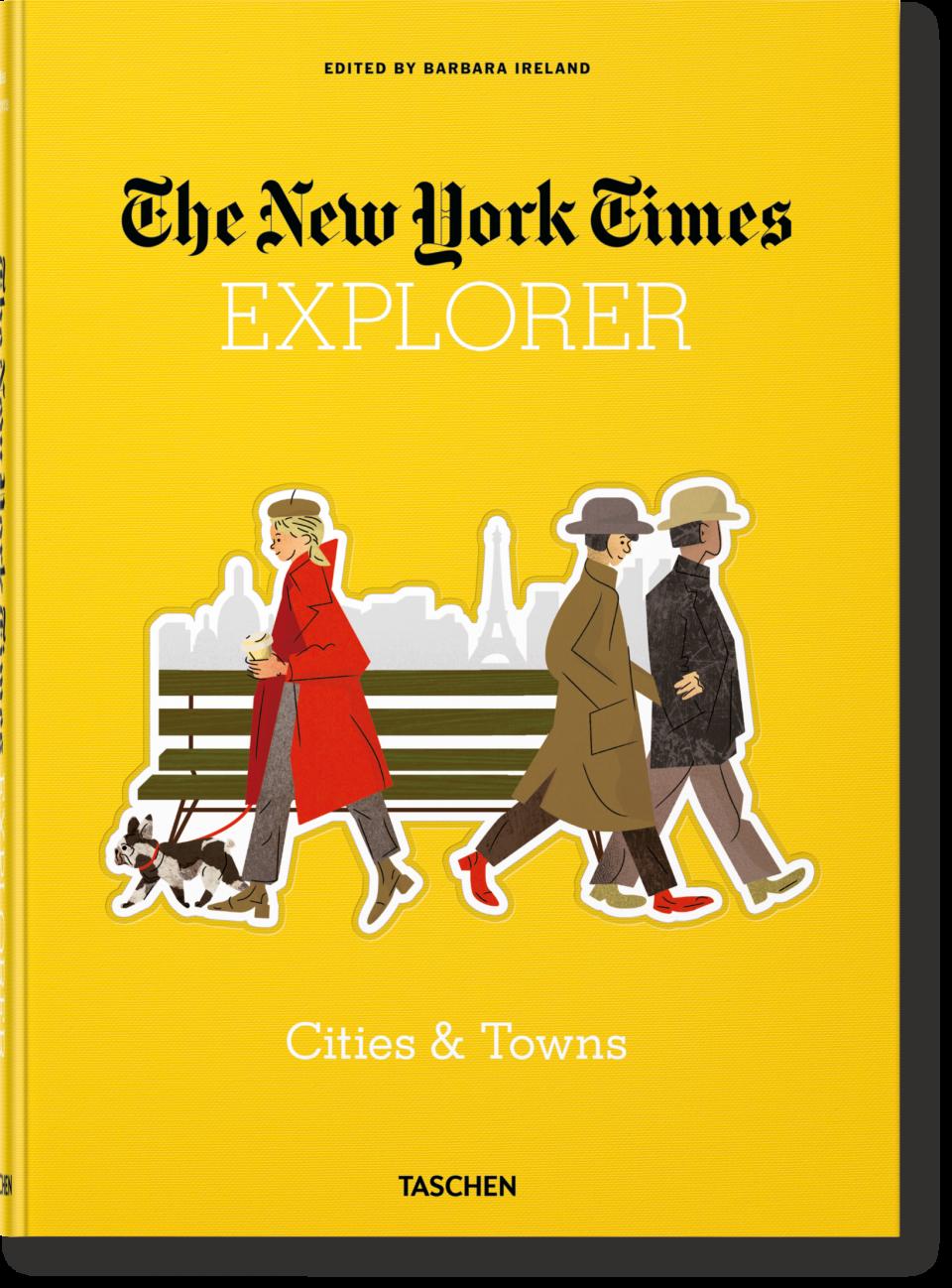 1261d267702 NYT Explorer. Cities   Towns - TASCHEN Books