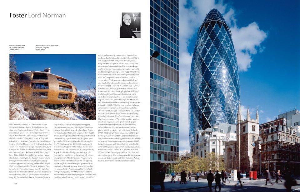 l architecture moderne de a 224 z