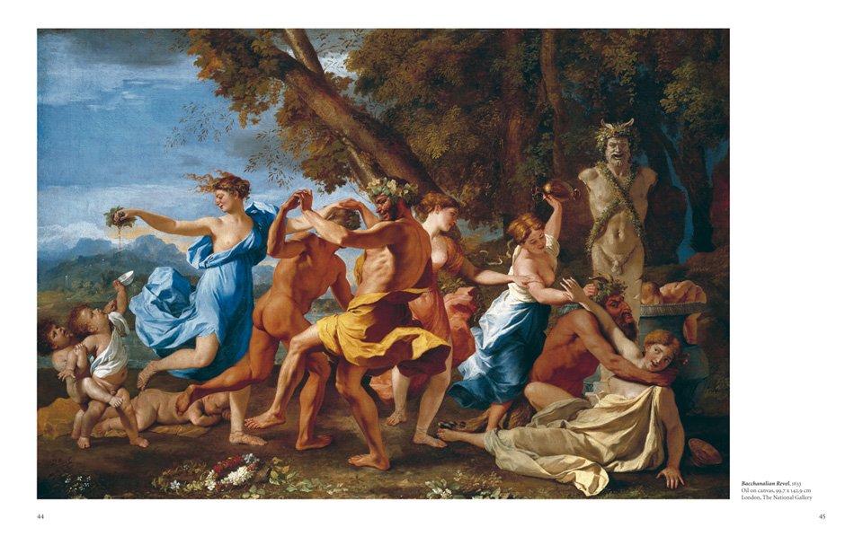 Вакханалия - древний праздник в честь бога вина Диониса (Вакха) в Италии и Риме