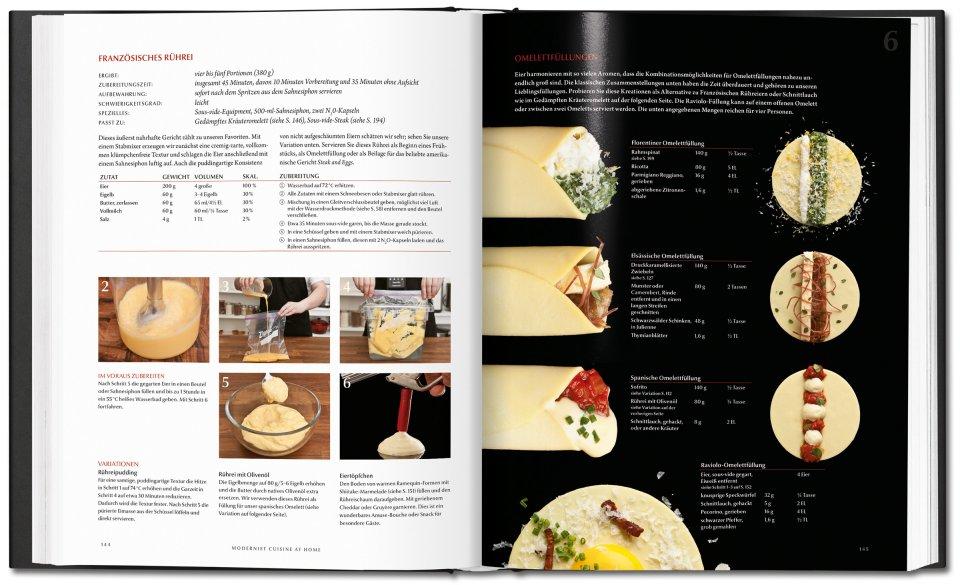 Modernist cuisine at home taschen books xl format for Taschen cuisine
