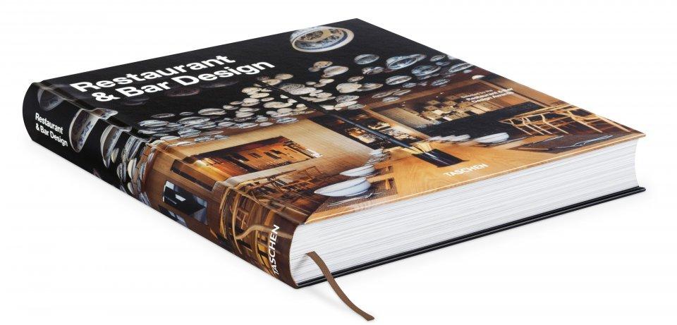 Restaurant bar design taschen books
