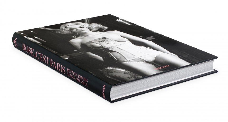 Bettina rheims serge bramly rose c 39 est paris taschen books for Bettina rheims serge bramly chambre close