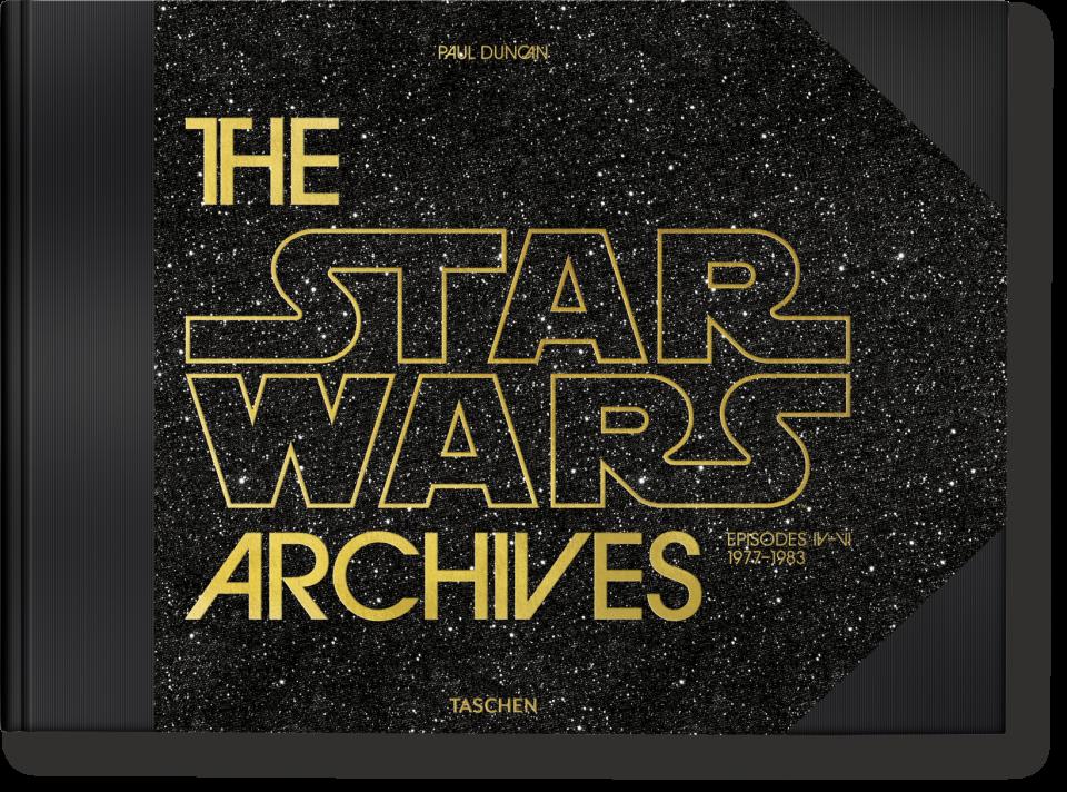 The Star Wars Archives 1977 1983 Taschen Books