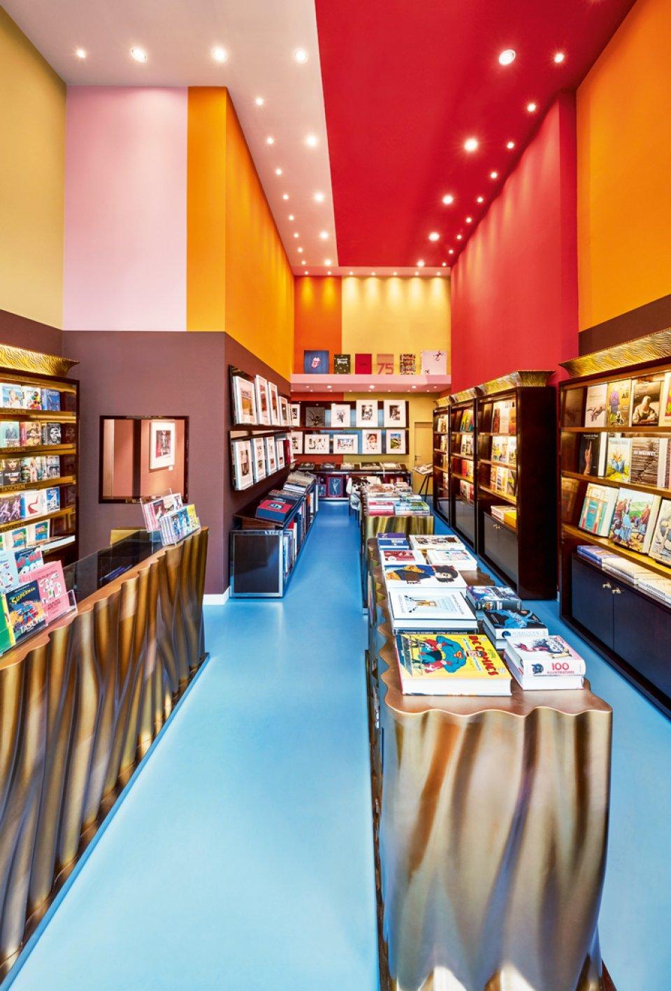 Taschen books store hamburg - The showroom hamburg ...