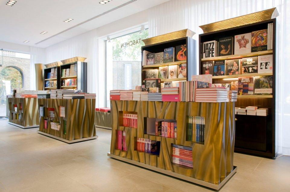 taschen books store london. Black Bedroom Furniture Sets. Home Design Ideas