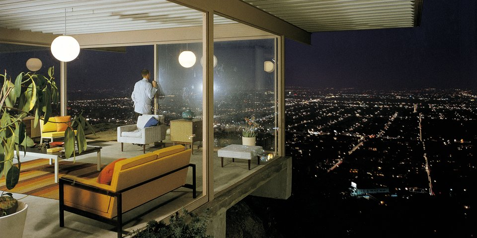 best Stahl House  case study house     images on Pinterest     A Look at    Iconic Case Study Houses in California   Photo   of