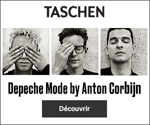 Depeche Mode by Anton Corbijn