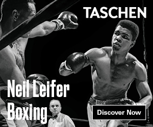 Neil Leifer. Boxing. 60 Years of Fights and Fighters